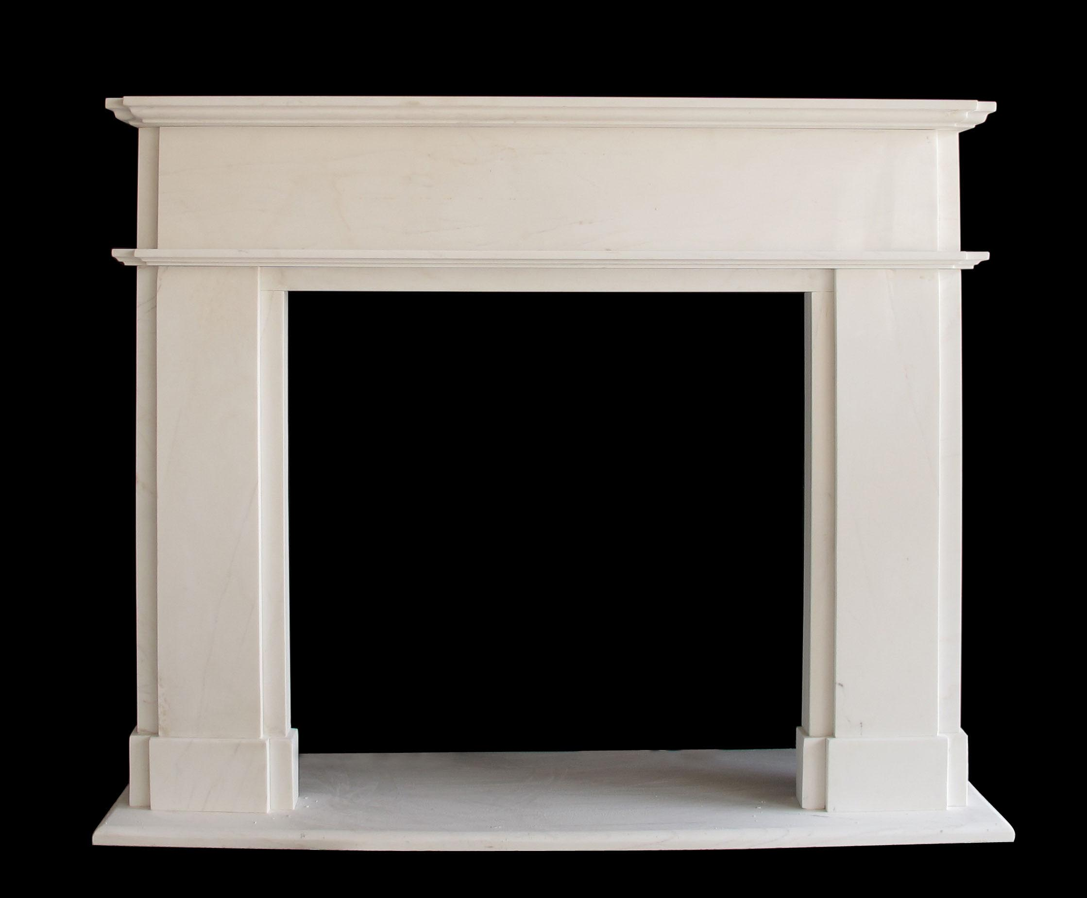 Traditional Marble Mantel Sale Cheap Fireplace