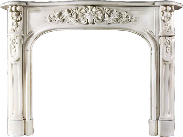 Awesome Antique Marble Fireplace Mantels Pictures Best Image